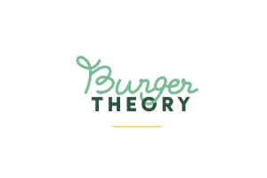 burger theory logo client studio cocy