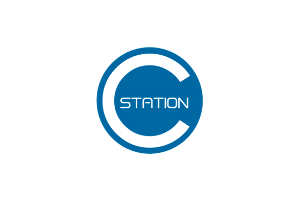 station c logo client studio cocy
